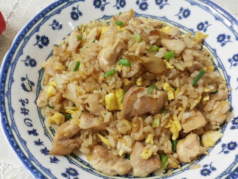 麻油雞炒飯「味之素品牌」高鮮味精