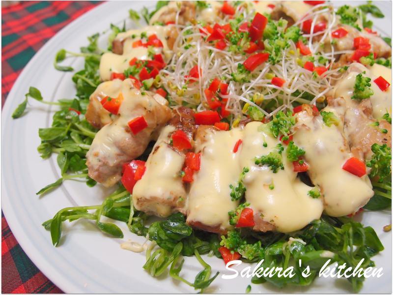 ♥我的耶誕料理♥ 五花肉菇菇捲