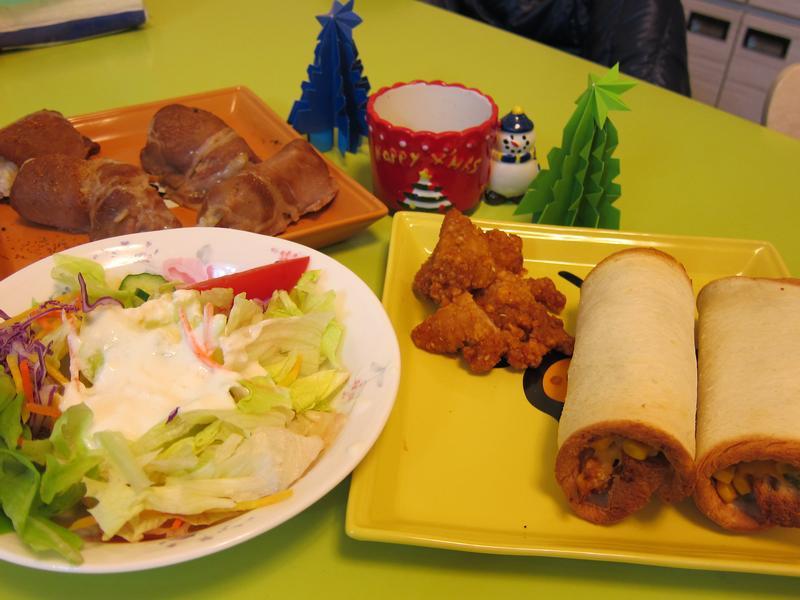 起司玉米雞肉吐司捲《小七派對美食》