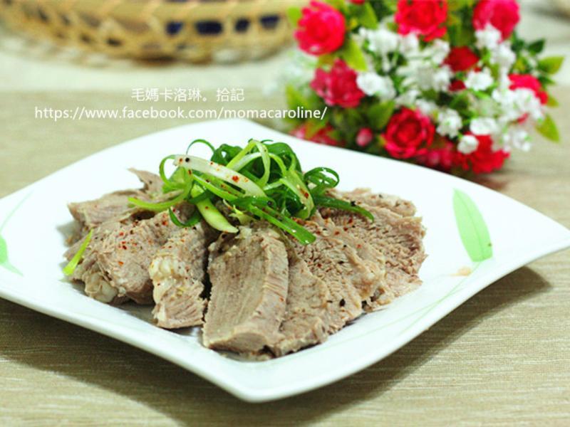 黑胡椒鹽麴醃豬肉【歡慶大同電鍋55週年】