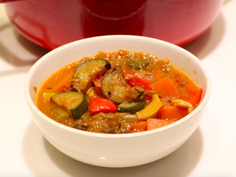 義式燉菜煲