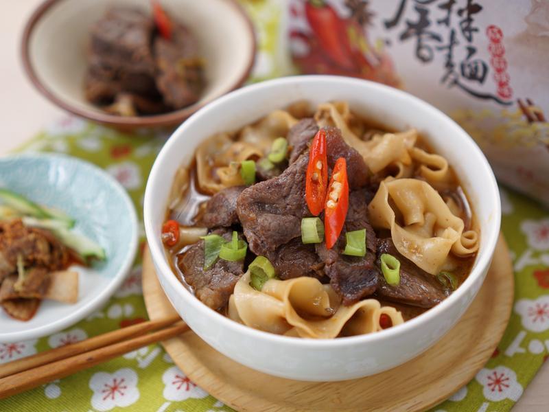 麻辣水煮牛肉麵【一食之選】