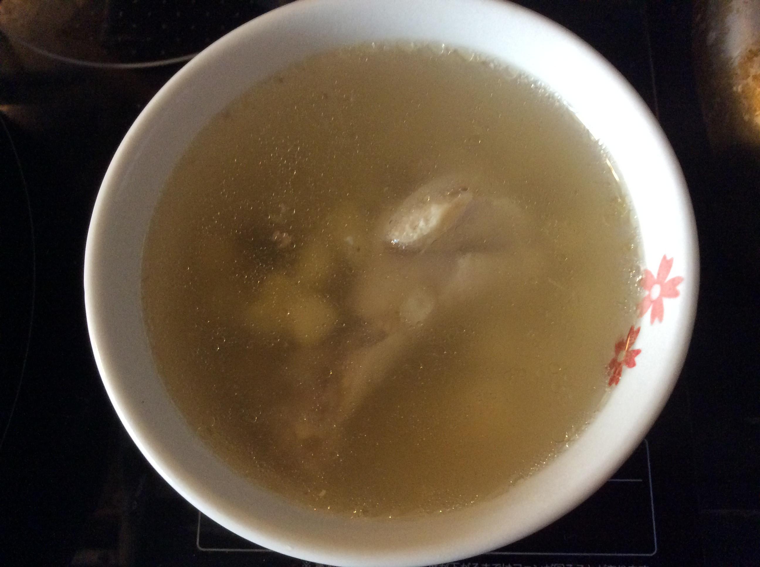 玉米雞湯(電鍋版)