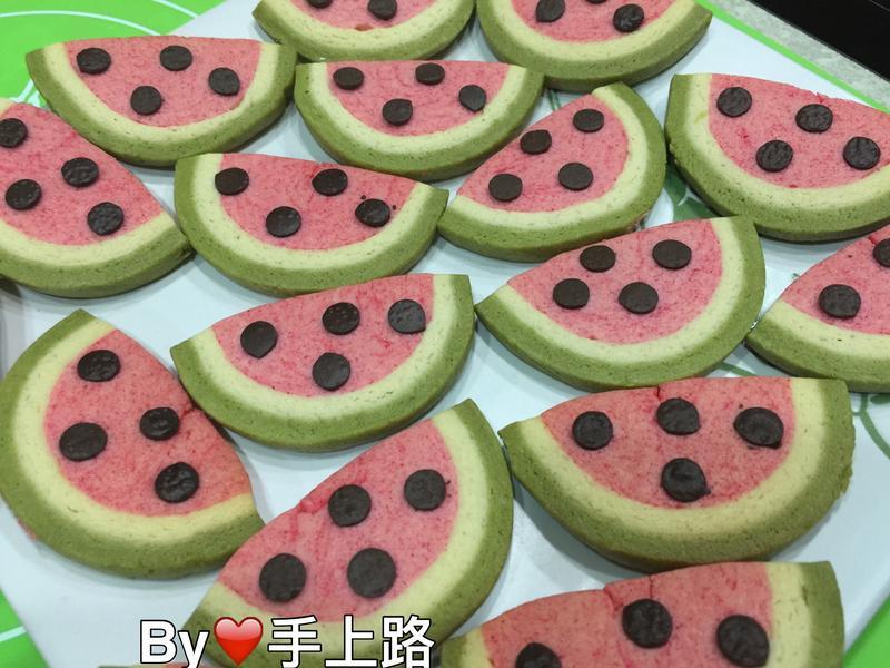 🍉西瓜造型餅乾🍉