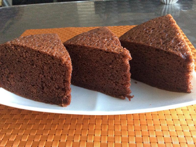 酒香蒸蛋糕
