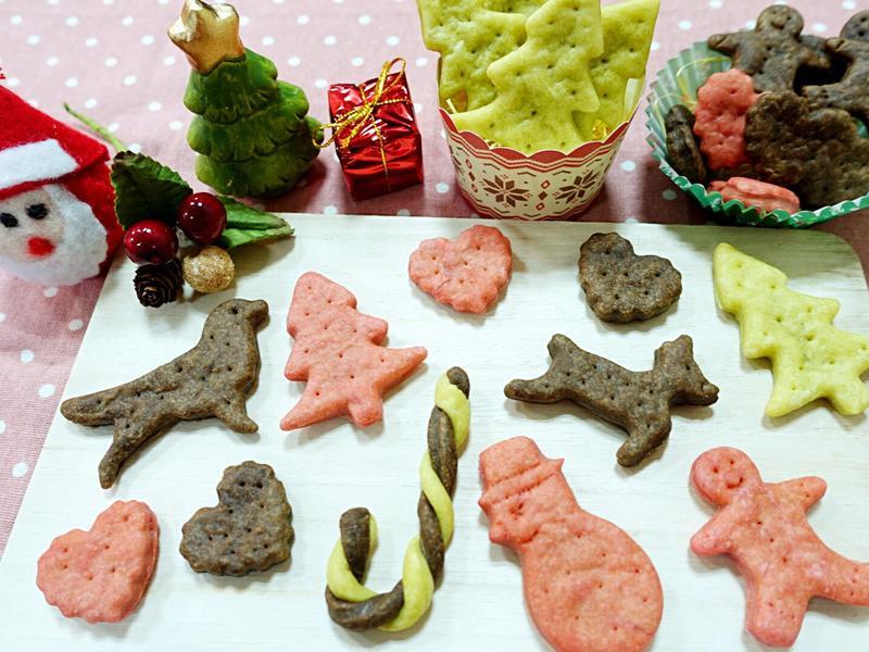寵物零食-聖誕餅乾