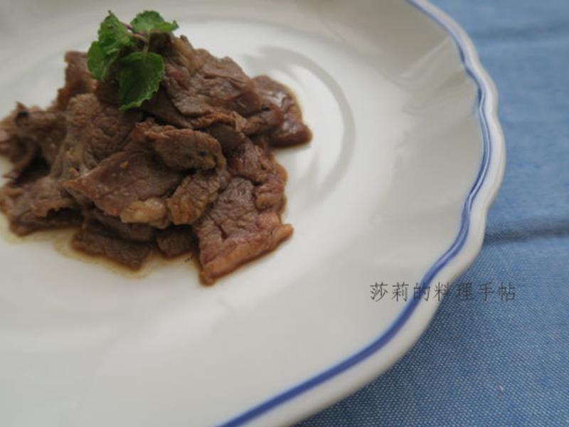 日式涮牛肉,滑嫩的口感讓你一口接一口