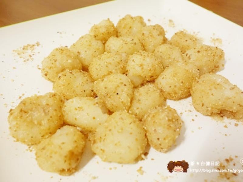 電鍋蒸的香Q牛奶麻糬【梅爾雷赫橄欖油】