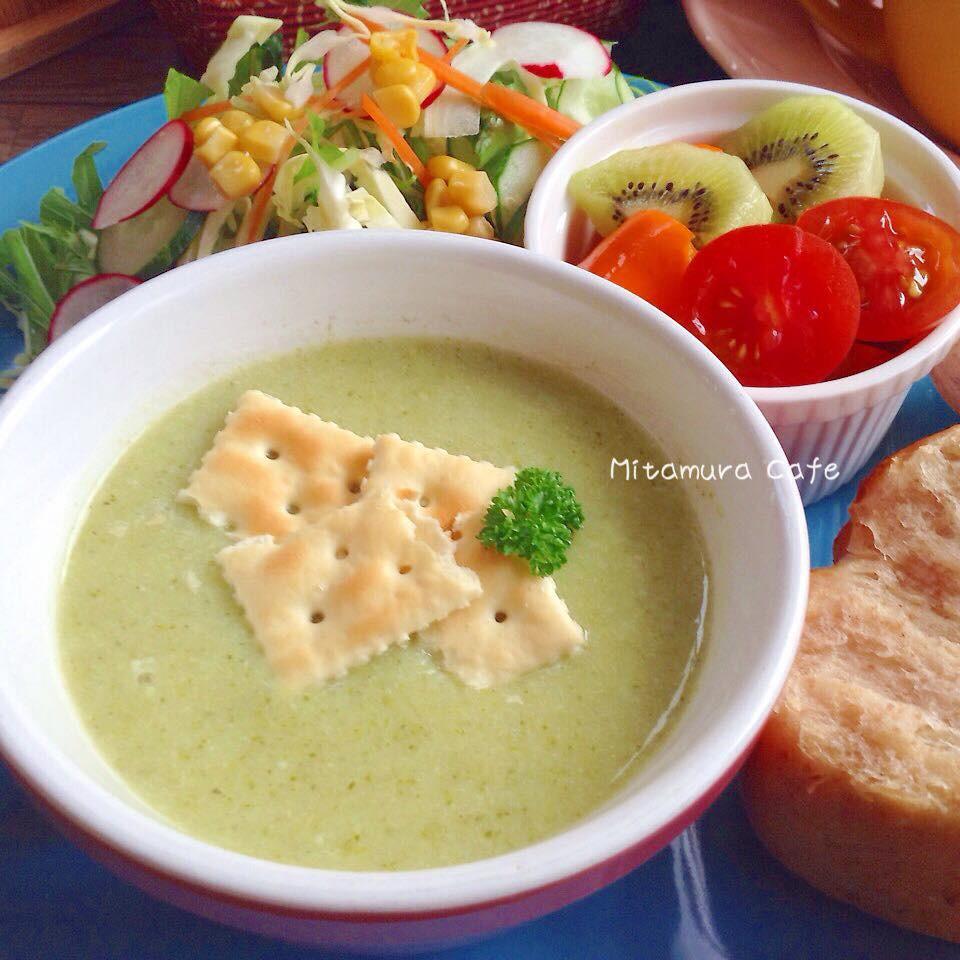 綠花椰菜濃湯