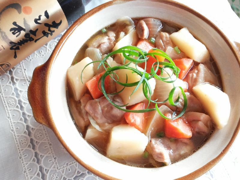 日式馬鈴薯燉肉【淬釀真心食堂】