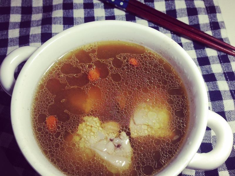 養身藥膳雞湯