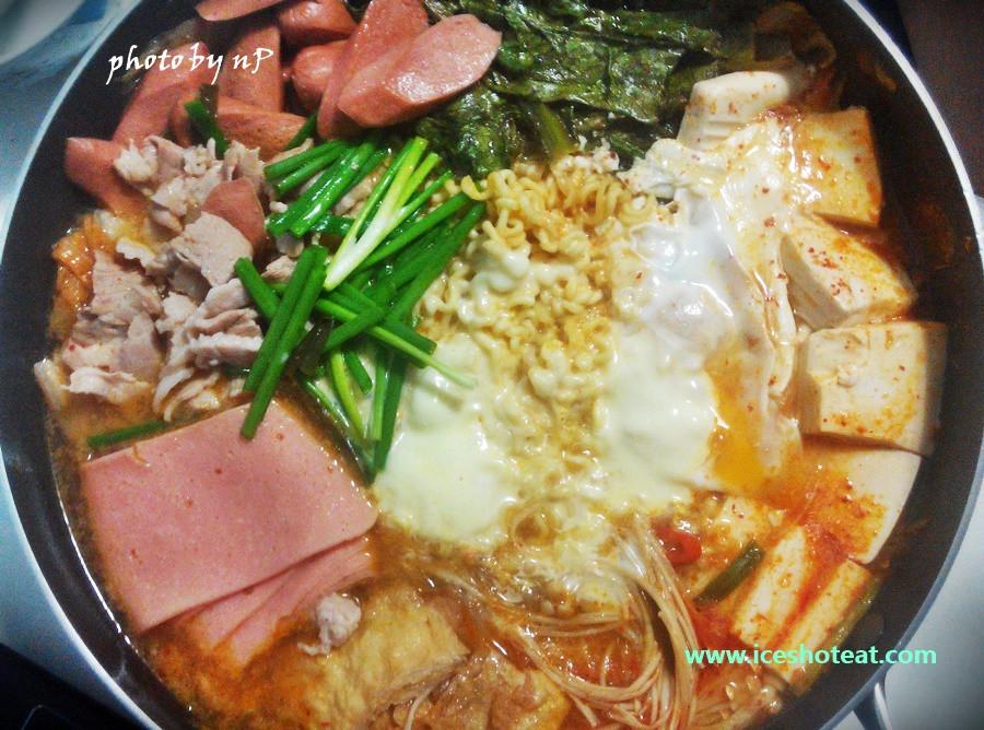 冷天氣必吃 韓式部隊鍋