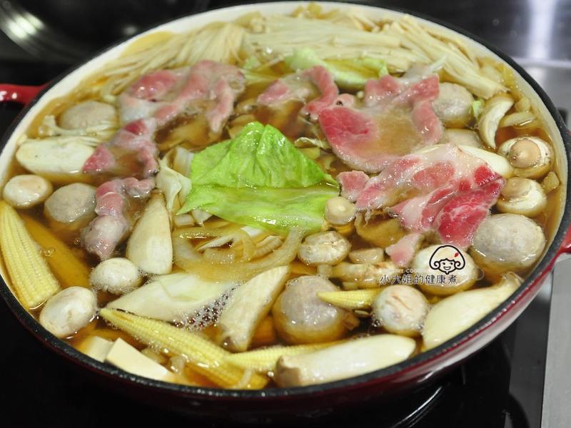 壽喜燒火鍋