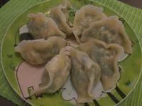 A&H幸福料理~噴汁ㄟ韭菜水餃&蝦仁水餃