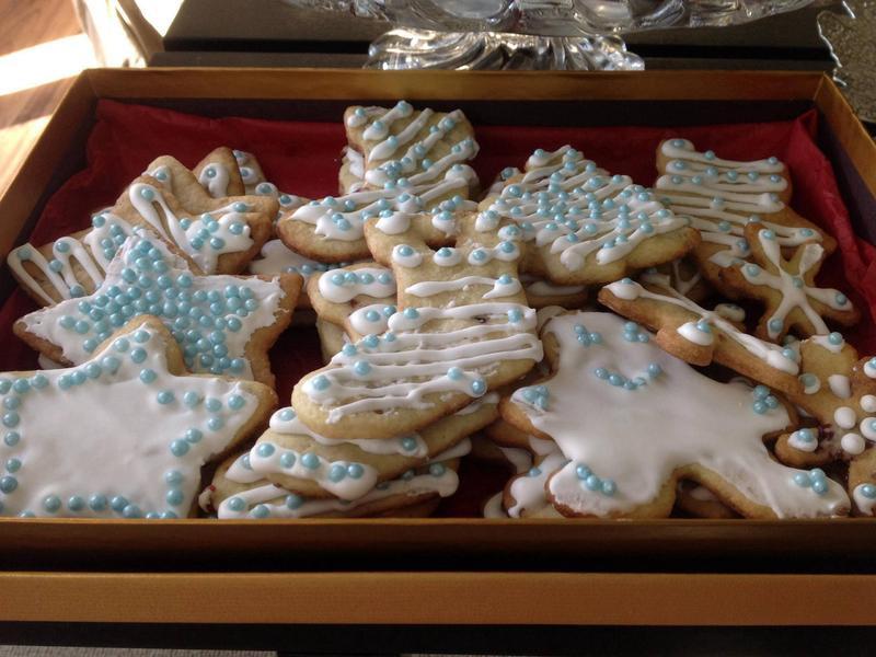 浪漫耶誕餅乾❤!!!