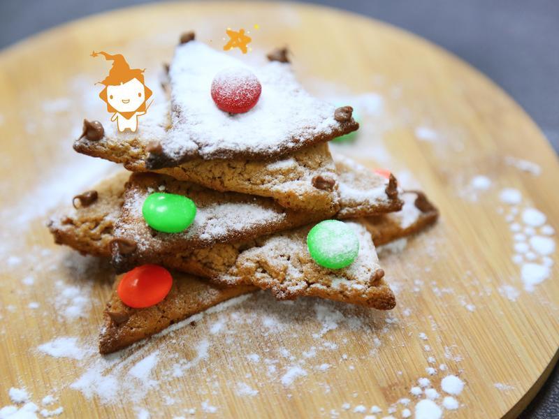 【第二個胃吃不飽】巧克力聖誕樹