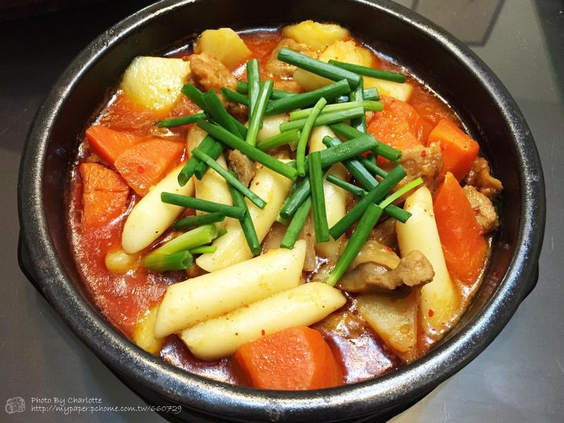 韓式甜甜辣燉雞