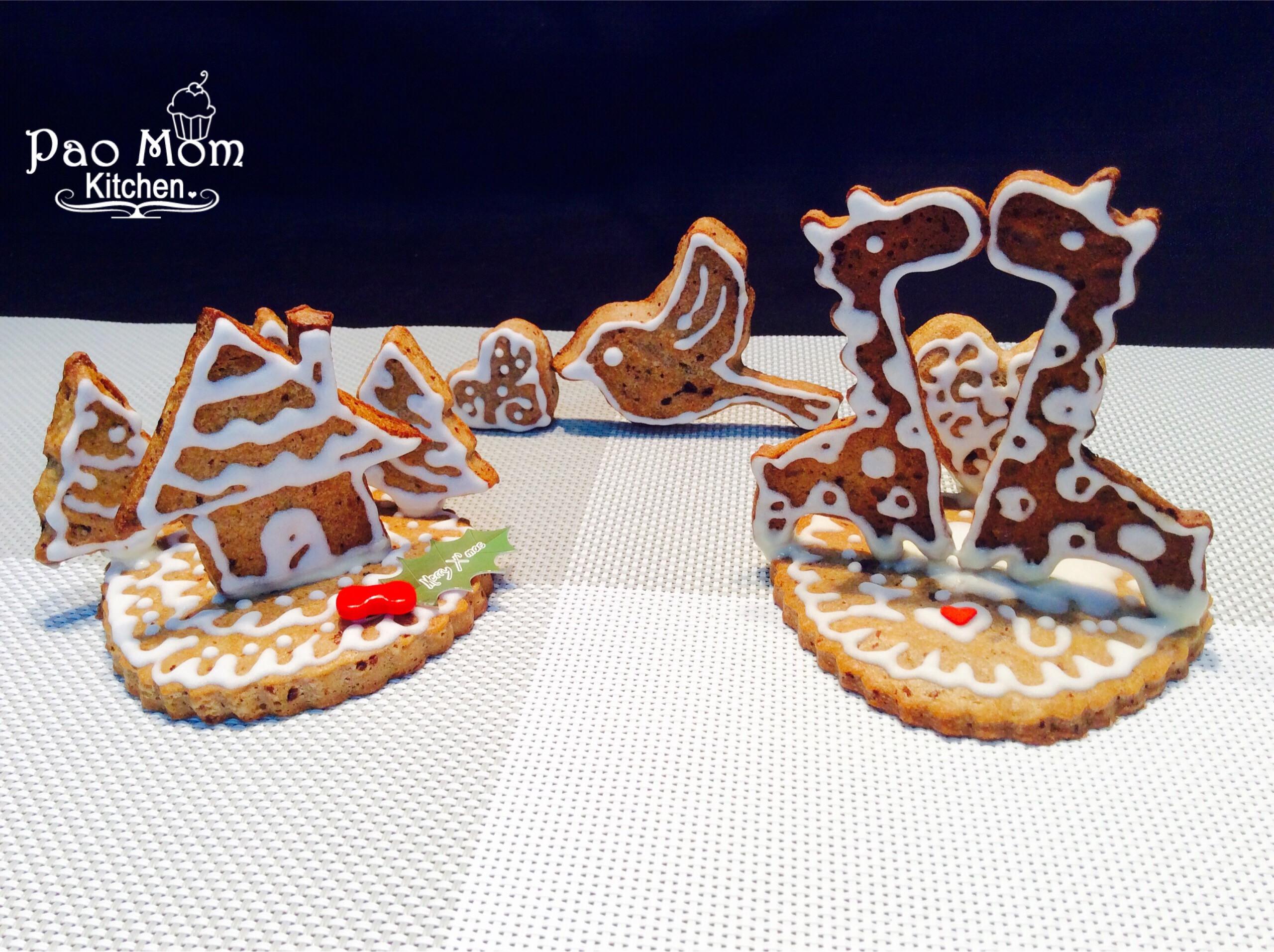 聖誕糖霜餅乾