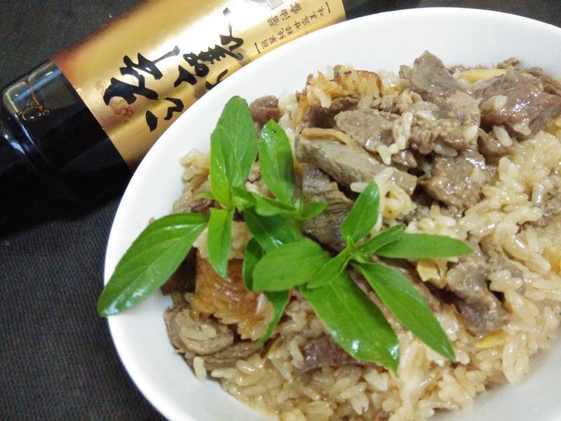 酒香羊肉米糕【淬釀真心食堂】
