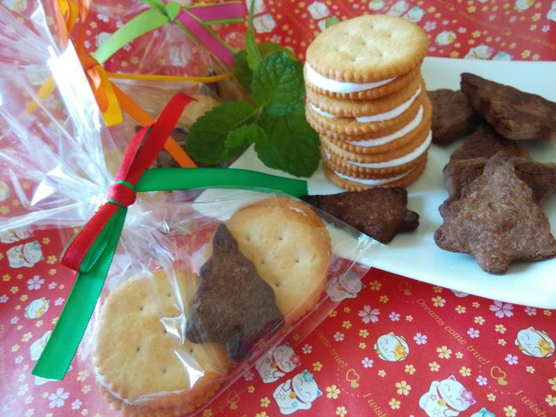 自製耶誕禮物小餅乾