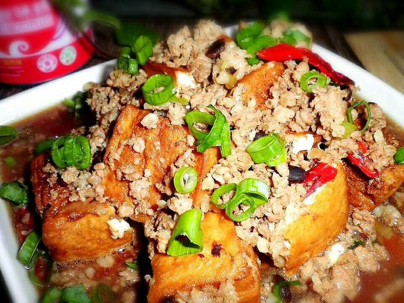 港式免治豆腐「味之素品牌」高鮮味精
