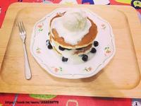 美式pancake 珍優美-小七派對美食