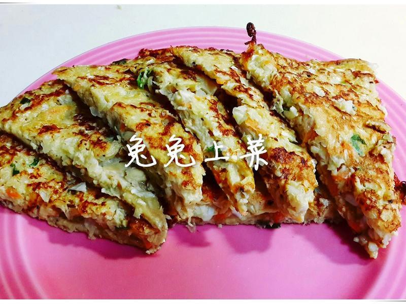 高麗菜煎餅