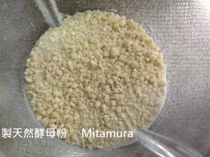 自製天然酵母粉