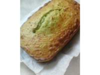 抹茶紅豆磅蛋糕(小烤箱)