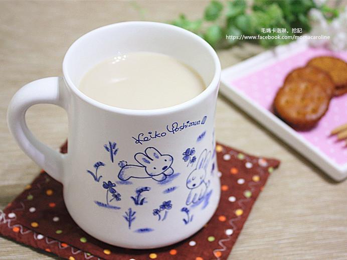 薑汁鮮奶茶