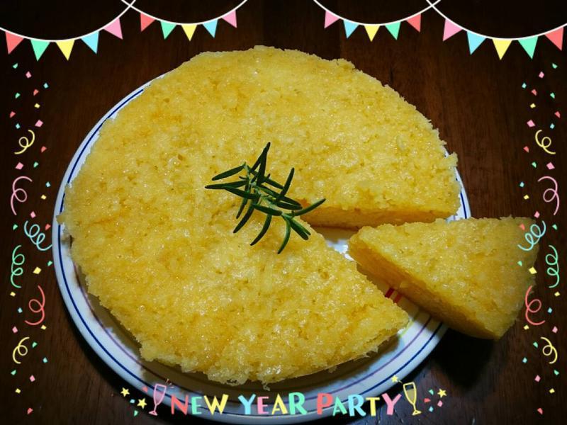 檸檬磅蛋糕(電子鍋)