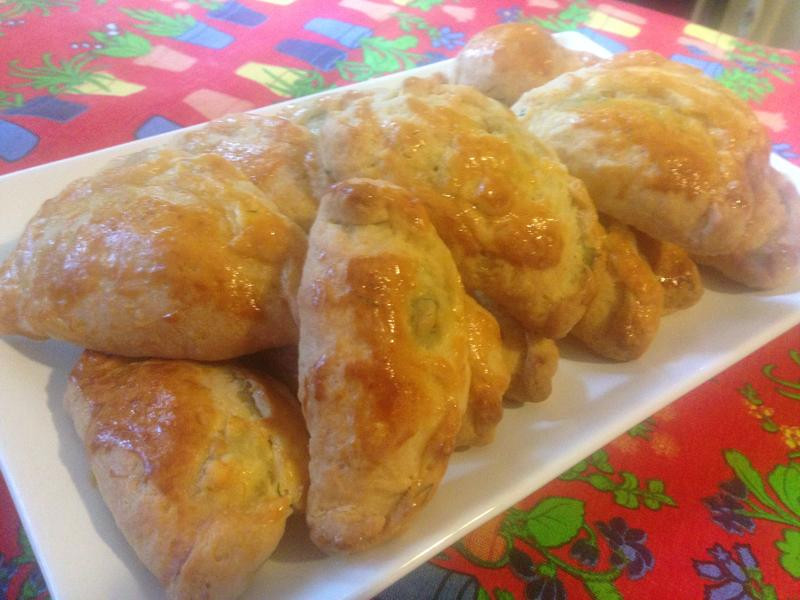 蒔蘿起司酥油餅