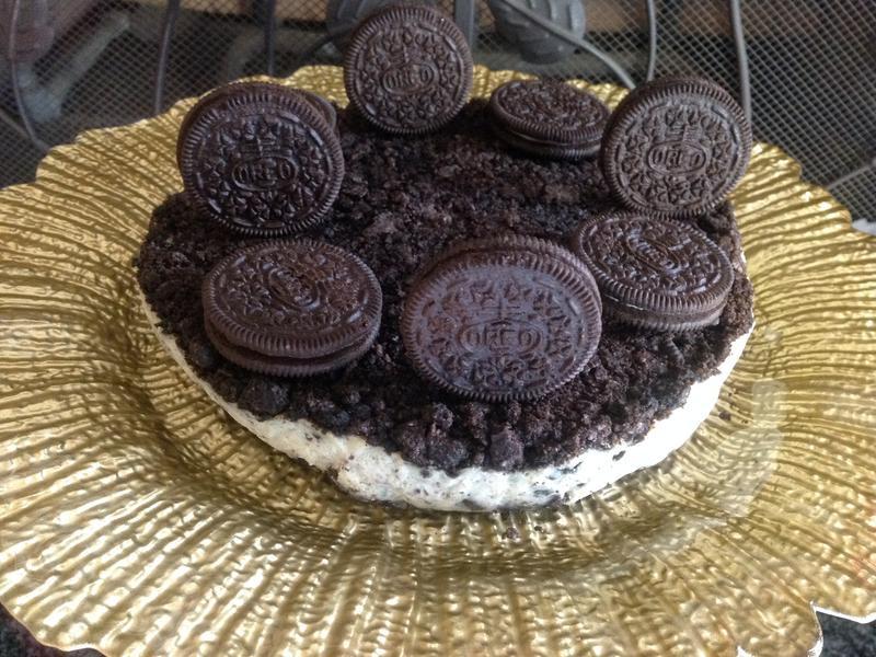 OREO-奧利奧乳酪蛋糕❤!!!