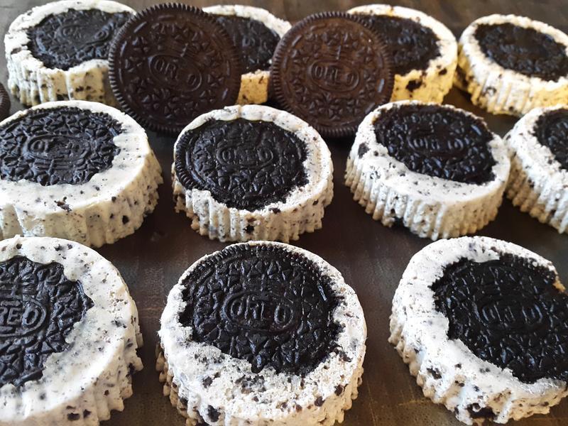 Oreo Cupcakes 杯子蛋糕❤!