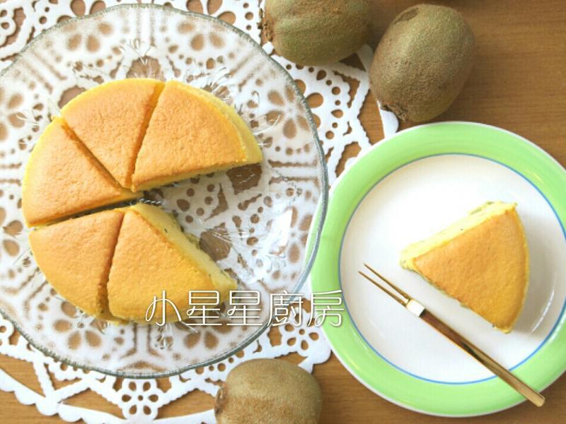 奇異果棉花蛋糕