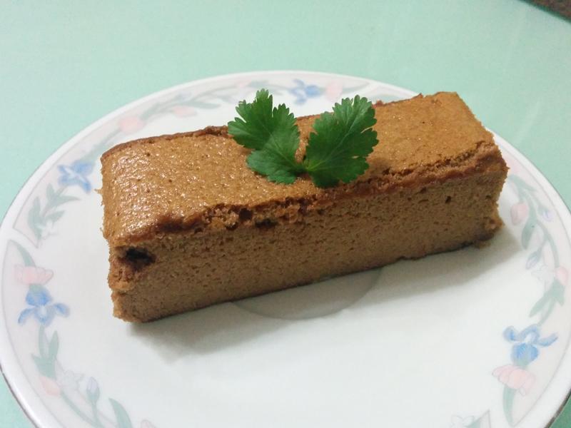 朱古力棉花蛋糕