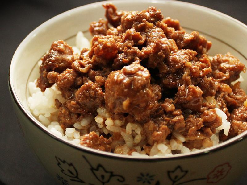 【厚生廚房】必勝滷肉飯
