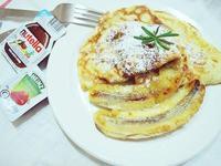 法式焦蕉薄餅 小七派對美食