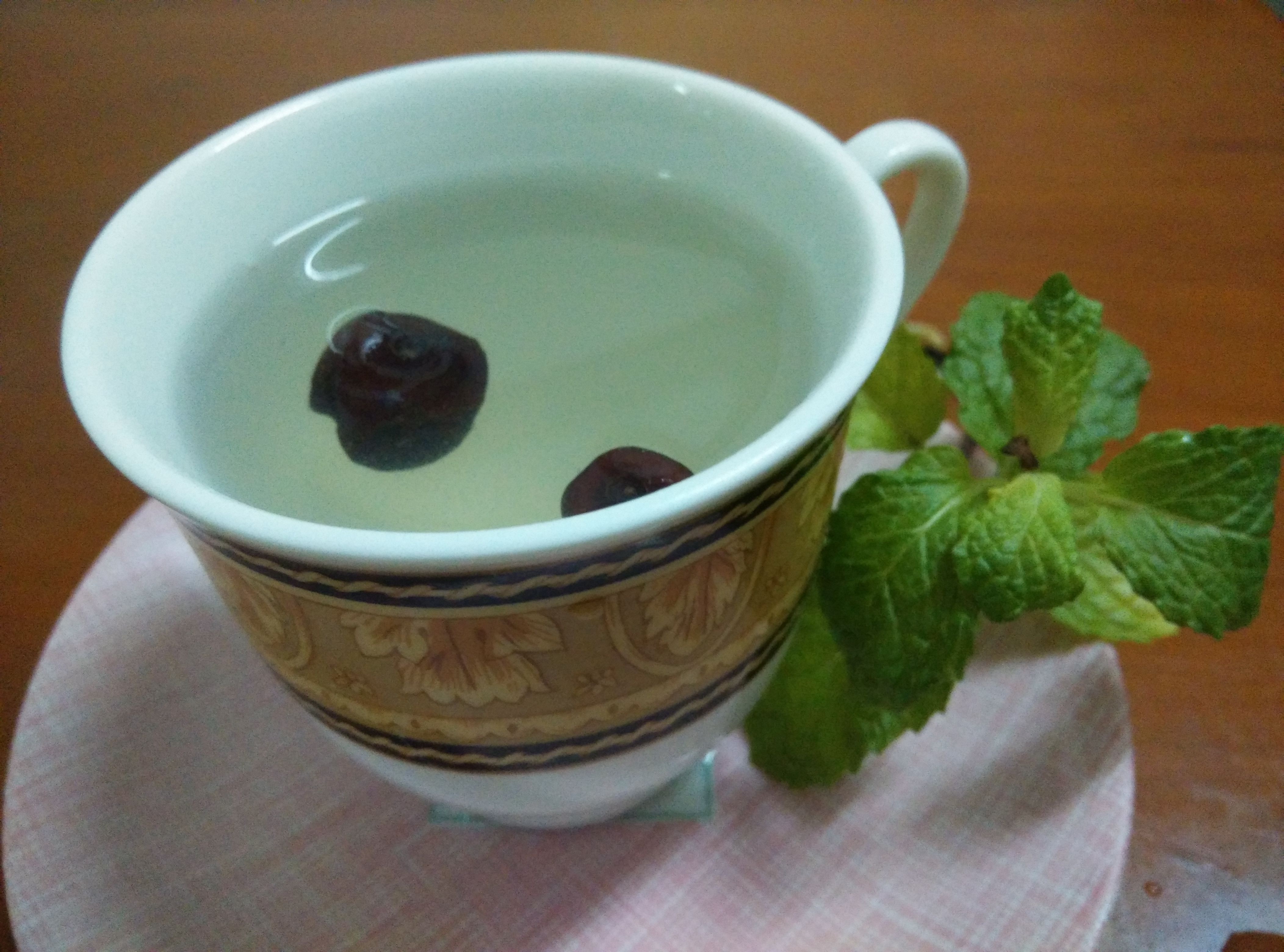 十分鐘美麗茶上桌~水梨紅棗茶
