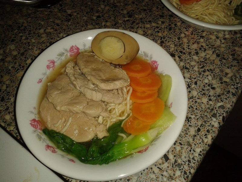 輕鬆煮 ~ 好吃ㄉ湯麵【真麵堂】