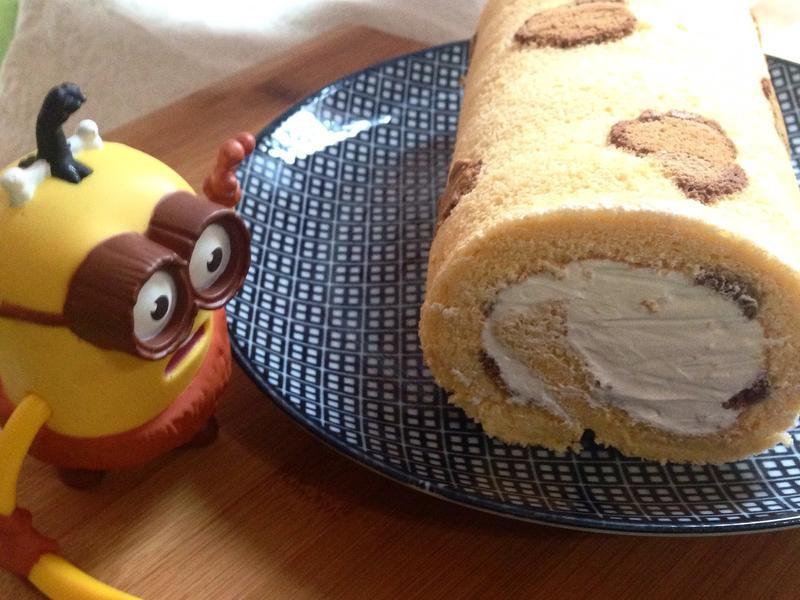 柚香鮮奶油蛋糕捲
