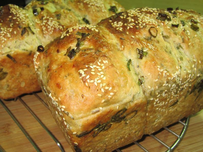 焦糖洋蔥麵包