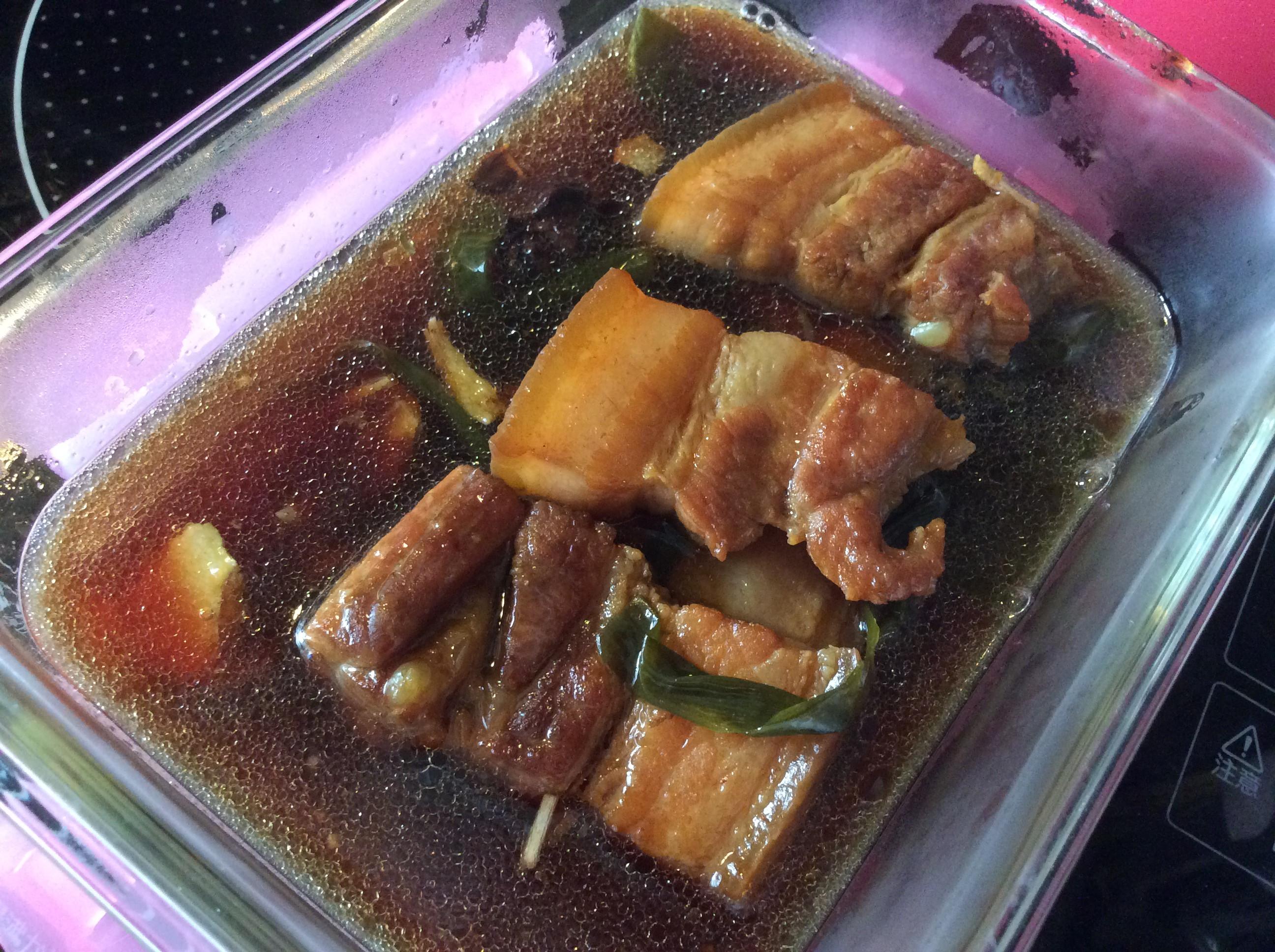 滷焢肉(電鍋版)