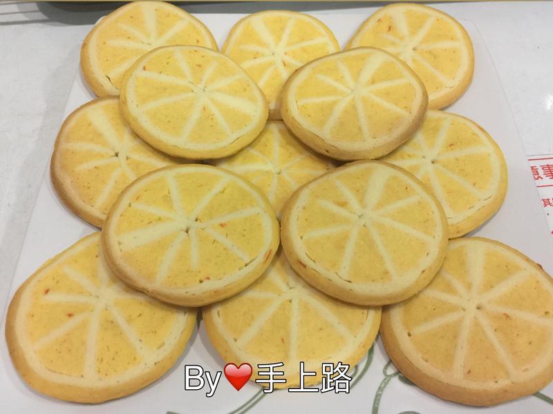 🍋檸檬造型餅乾🍋