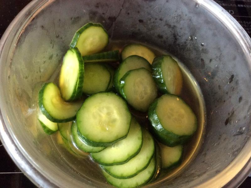 醋漬小黃瓜