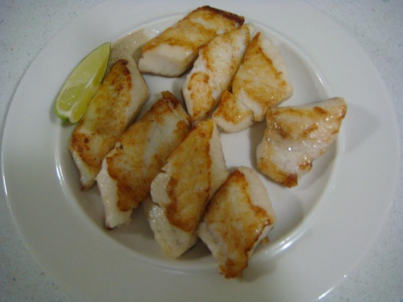 香煎鯛魚片