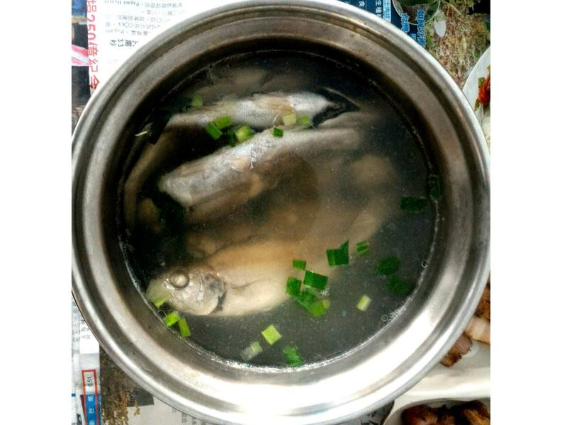 ψ 鮮魚湯 ψ