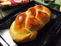 五辮麵包-飛利浦麵包機