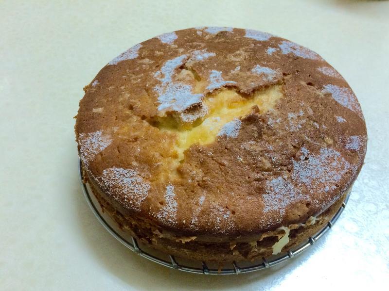 英國奶奶最愛-檸檬雨蛋糕