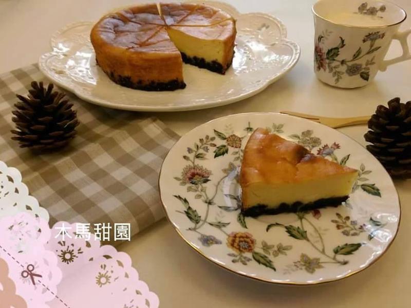 OREO x 乳酪凹蛋糕 ♥簡單!好食